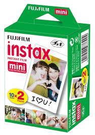 Картридж для <b>фото Fujifilm</b> Colorfilm <b>Instax Mini</b> (10/2PK ...
