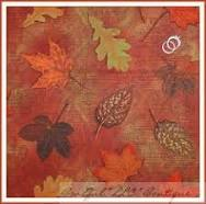 Pumpkins Gourds Fall Leaves Trucks & Tractors Quilting Fabric 1/2 ...