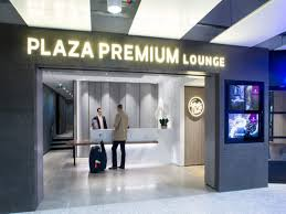 London Heathrow Airport opens <b>new arrivals</b> lounge in Terminal 4