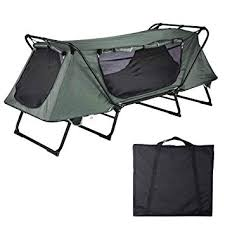 Yescom 1-Person Folding Tent Cot Waterproof Oxford ... - Amazon.com