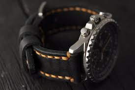 Handmade Leather Men's <b>watch strap</b> 16mm 18mm <b>20mm</b> 21mm ...