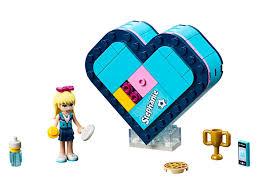 Шкатулка-сердечко <b>Стефани</b> 41356 | <b>Friends</b> | <b>LEGO</b>.com RU