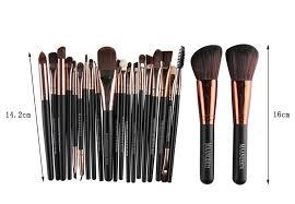 <b>22 Piece Cosmetic</b> Makeup Brush Set – KOBBUY