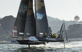 nzl sailing team gain valuable experience at extreme sailing sap extreme sailing team helmed by s adam minoprio won three of the seven races
