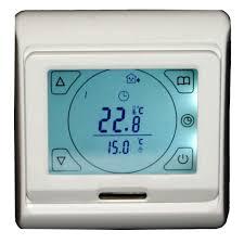 <b>Терморегулятор</b> для теплого пола <b>RTC 91.716</b>. | <b>varmel</b>.ru