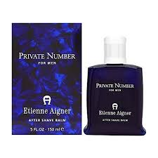 <b>Etienne Aigner Private</b> Number After Shave Balm for Men, 5 Ounce