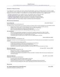 objective examples for resume profile in a resume example of a resume general resume example