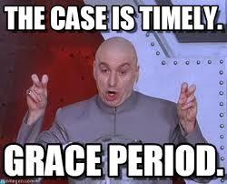The Case Is Timely. - Laser meme on Memegen via Relatably.com