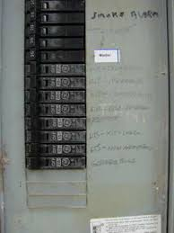 general electric circuit breakers and panels the general electric circuit breakers as installed