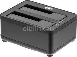 Обзор товара <b>док</b>-<b>станция</b> для HDD <b>AGESTAR</b> 3UBT8, черный ...