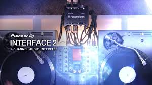 Pioneer DJ <b>INTERFACE 2</b> Official Introduction - YouTube