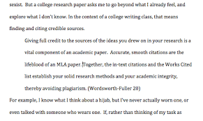 HOW DO I CITE MY SOURCES