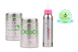 organicKidz <b>Thermal Baby Bottles</b> & Food Containers - Create. Play ...