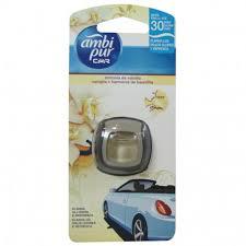 Ambipur <b>car</b> freshener <b>clip</b> 2 ml. Vanilla harmony. - Tarraco Import ...