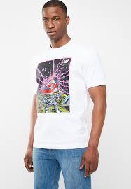 <b>Artist pack prime</b> tee - white New Balance T-Shirts | Superbalist.com