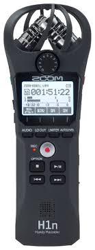 Портативный рекордер <b>Zoom</b> H1n — купить по выгодной цене на ...