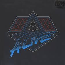 <b>Daft Punk</b> - <b>Alive</b> 2007 - Vinyl 2LP - 2014 - EU - Original   HHV