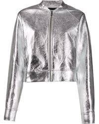 <b>Куртки Karl Lagerfeld</b> Для нее от 7 090 руб - Lyst