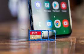 Обзор <b>карты памяти SanDisk Extreme</b> Micro SD 128 GB - Super G