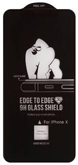 Купить <b>Защитное стекло WK</b> Kingkong 3D Full Cover Curved Edge ...