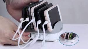 Fahri Bank - <b>NTONPOWER</b> Multi Ports USB <b>Charger</b> Dock Station ...