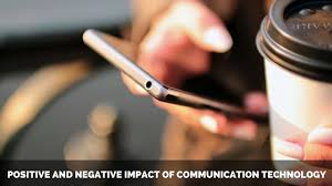 essay on positive and negative impact of communication technology  essay on positive and negative impact of communication technology