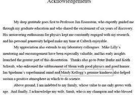 Acknowledgement sample for master thesis proposal I Help to Study Acknowledgement sample for master thesis proposal are called