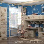 Купите модульную мебель для <b>детской</b> комнаты с доставкой