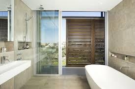 stone bathroom designs modern villa