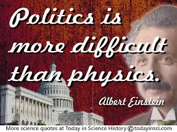 Science And Politics Quotes - 5 quotes on Science And Politics ...