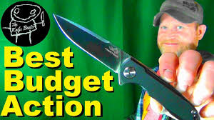 <b>FreeTiger FT901</b> Knife Review: Incredible Budget Action! - YouTube