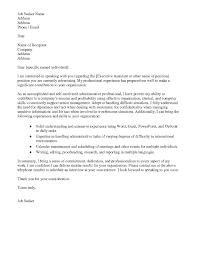 cover letter resume sample administrative assistant cover letter administrative assistant cover letter example administrative assistant cover letter 2014