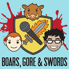 Boars, Gore, and Swords: A Lovecraft Country Podcast
