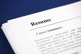 resume objective examples and writing tips resume career summary