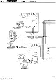 thunderbird radio wiring diagram discover your wiring 1955 t bird wiring diagram