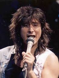 Many people, myself included, believe that this is one of the greatest power ballads ever written. The song opens with lead singer Steve Perry playing the ... - steveperryror1