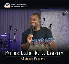 Pastor Elliot N. L. Lamptey