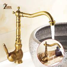 2019 <b>ZGRK Home Improvement Accessories</b> Antique Brass Kitchen ...