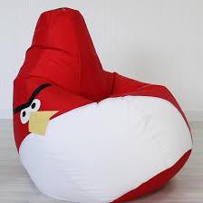 <b>Кресло мешок груша</b> Angry Birds – купить в Красноярске, цена 2 ...