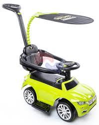 <b>Машина</b>-<b>каталка Happy Baby</b> Jeepsy Green