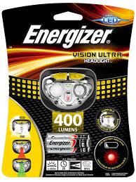 <b>Налобный фонарь Energizer Vision</b> Ultra Headlight Energizer ...