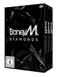 Buy Boney M. - Diamonds (40th Anniversary Edition) - 3 ... - Amazon.in