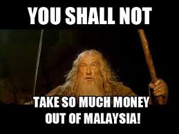 Image result for malaysia illicit money outflow
