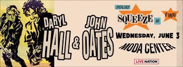 Rescheduled: <b>Daryl Hall</b> & <b>John Oates</b> - Rose Quarter