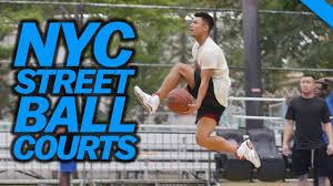 BEST <b>BASKETBALL</b> COURTS IN NYC ft. DIKEMBE MUTOMBO ...