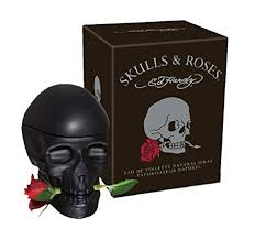 Skulls and Roses ED Hardy Colognes for Men, 2.5 ... - Amazon.com