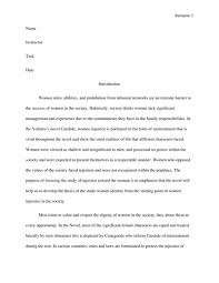 injustice toward women quotcandidequot by voltaire english essay  injustice toward women quotcandidequot by voltaire essay example