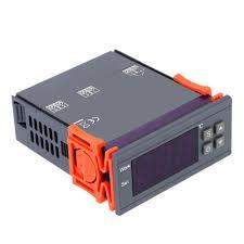 250V <b>10A Digital</b> thermometer <b>Thermoregulator thermostat</b> ...