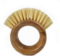 Full Circle <b>The Ring Vegetable Brush</b>, Natural: Amazon.ca: Health ...