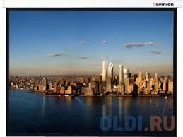 <b>Экран</b> настенный <b>Lumien Master View</b> 213x213 см LMP-100105 ...
